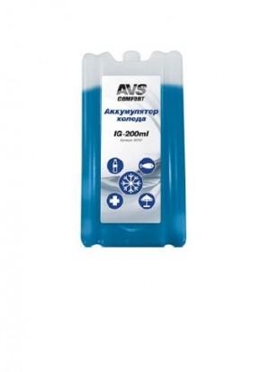 Аккумулятор холода AVS IG-200 пластик