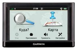 Навигатор Garmin nuvi 52