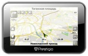 Навигатор Prestigio GeoVision GV5766