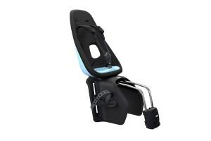 Велокресло Thule Yepp Nexxt Maxi Frame Mounted голубое