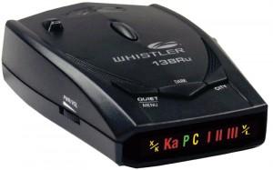 Радар детектор Whistler WH-138RU