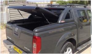 Крышка багажника GSR Carryboy