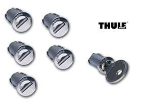 Thule One Key System (6 сердцевин)