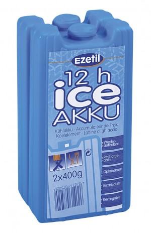 Аккумулятор холода Ezetil IceAkku, 2x400гр