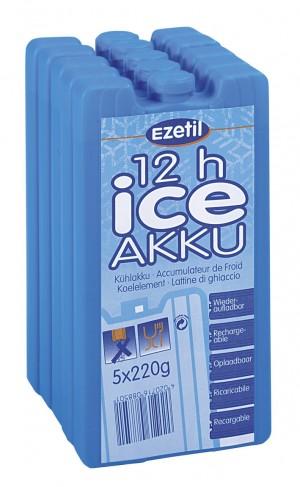 Аккумулятор холода Ezetil IceAkku, 5x220гр