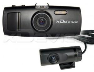 Видеорегистратор xDevice ВlackВox - 35 Dual