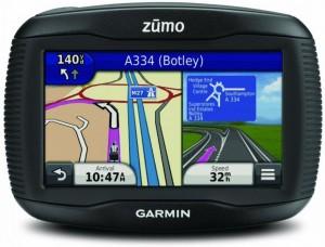 Garmin Zumo 390 LM