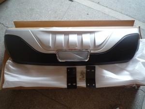 Защита переднего бампера Nissan X-Trail KA-NX-B01