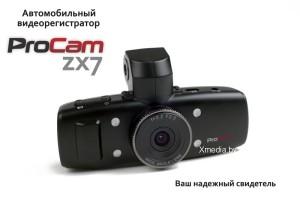 Видеорегистратор ProCam ZX7 NEW