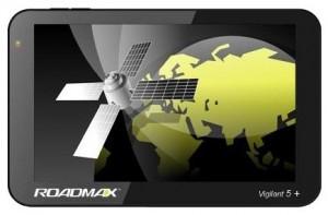 Навигатор Roadmax Vigilant 5+