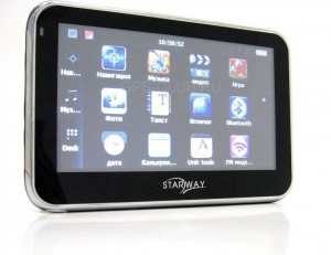 Навигатор Starway Touch II BT