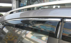 Дефлекторы боковых окон Toyota Highlander (2010) KA-HL-V01
