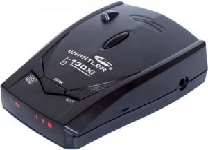 Радар детектор Whistler GT-130Xi