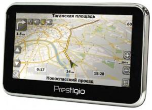 Навигатор Prestigio GeoVision 5300BTFMTV