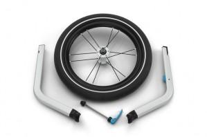 Фиксированное колесо для бега Chariot