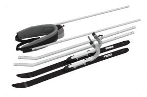 Сани для катания на лыжах Chariot