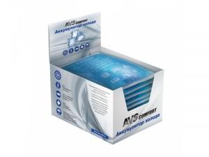 Аккумулятор холода AVS IG-400 мягкий