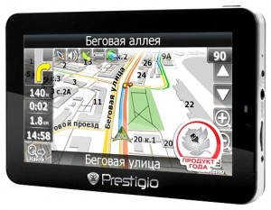 Навигатор Prestigio GeoVision 5700 HD