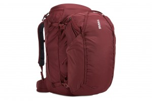 Thule Landmark 60L Women's dark bordeaux