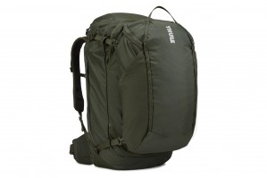 Thule Landmark 70L dark forest