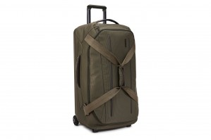 """Thule Crossover 2 Wheeled Duffel 76cm/30"""" Forest Night"""