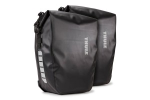 Thule Shield Pannier 25L Pair Black