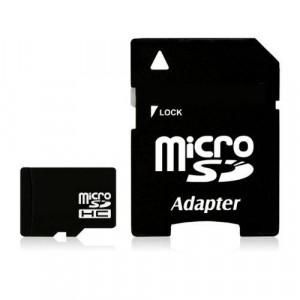 Карта памяти microSDHC (Class 10) 16GB