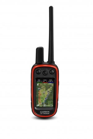GPS-навигатор для отслеживания собак Garmin Alpha 100+датчик-ошейник TT-10