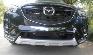 Защита переднего бампера Mazda CX-5 KA-CX5-B21