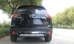 Защита заднего бампера Mazda CX-5 KA-CX5-B22