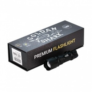 Golden Shark Mini Led