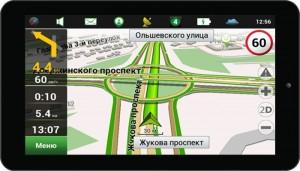 GPS-навигатор GEOFOX MID720GPS IPS ver.4