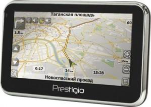 Навигатор Prestigio GeoVision 4300 BTFM