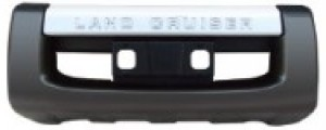 Защита переднего бампера Toyota Land Cruiser 200 KA-TL-B21