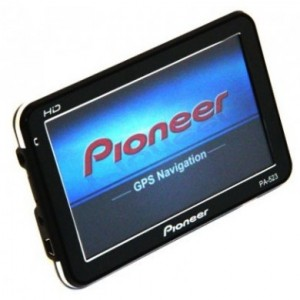 GPS-Навигатор Pioneer PA-523 ver.2