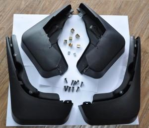 БРЫЗГОВИКИ Audi Q5 S-LINE OEM STYLE