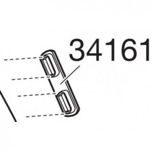 Резиновая заглушка для велокрепления FreeRide