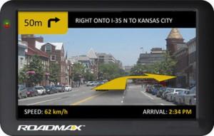Навигатор Roadmax Uno