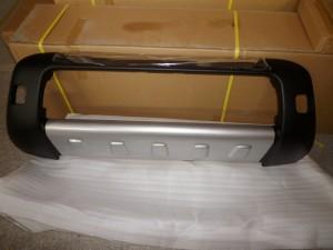 Защита переднего бампера Toyota RAV4 (2006-2009) KA-RV-B03