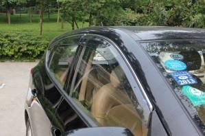Дефлекторы боковых окон Toyota Highlander (2012+) KA-HL-V21