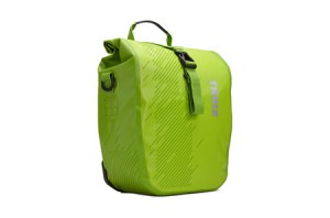 ВЕЛОСУМКА SHIELD PANNIER S Green