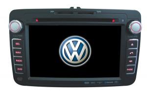 Магнитола Witson Volkswagen (Touran, Passat B6, Golf V, GTI, R32, JETTA, CC) 9-105